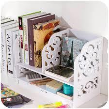 exciting desktop bookshelf desktop shelf organizer white bookshelf with bookany things