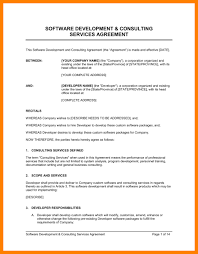 18+ Consulting Service Agreement Template | Weddingsinger On The Road