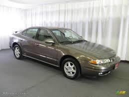2002 Bronze Mist Metallic Oldsmobile Alero GL Sedan #13368986 ...