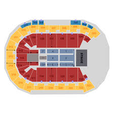 Mandalay Event Center Seating Chart Mandalay Bay Events Center Las Vegas Tickets Schedule