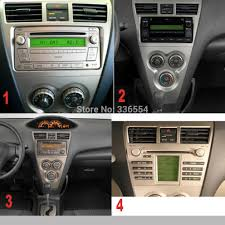 2009 Toyota Yaris sedan (xp9) – pictures, information and specs ...
