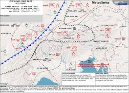 Low Level Chart Low Level Significant Weather Chart For April 23 14 00 Utc