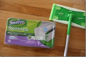 I, Of Course, Wanted To Try It (you Guys Know How I Adore Clean Floors) And  Was Blown Away By How Well The Sweeper Worked. I Went Home And Bought One  ...