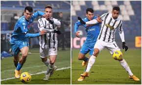 Napoli napoli vs vs juventus juventus. Juventus Vs Napoli Chucky Lozano Sets The Supercopa De Italia Before Juventus De Cristiano Ronaldo World Today News