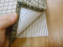 2mm thick underlay rug pad total stop rugs moving on hard floors non slip under
