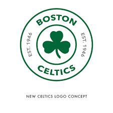 Black Ego - BOSTON CELTICS LOGO REDESIGN