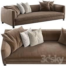3d models sofa molteni c lucas Софа