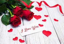 i love you flowers wallpaper i love you heart roses flowers 4k background