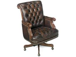 desk chairs brown leather executive office chair uk yaheetech costco white modern pu mid back adjule flash fu