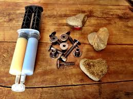 what you need to make heart stone cabinet knobs