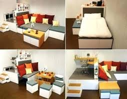 convertible furniture small spaces. Furniture For Small Spaces Contemporary O Childrens Bedroom . Convertible