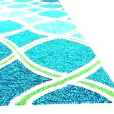 blue rug green lime area rugs gray and teal throw illusion bright modern free delivery centre