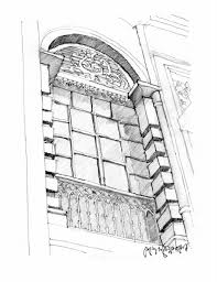 architectural building sketches. Sketch Window Of A Old House At Paridas Lane, Dhaka, Architectural Building Sketches