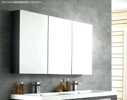 Mirrored Bathroom Wall Cabinets Crafty Bathroom Wall Mirror