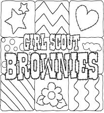 Collection Of Girl Scout Coloring Pages Printable Download Them