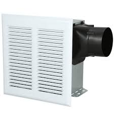 nutone invent series heavy duty 80 cfm ceiling exhaust bath fan with metal grille