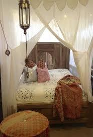 Chambre Bohème Atmosphère Romantique En Blanc Decorating