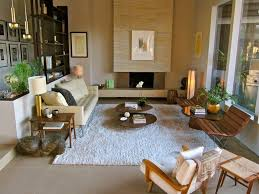 Mid Century Living Room Furniture Furniture Modern Mid Century Living Room With Cream Sofa Near