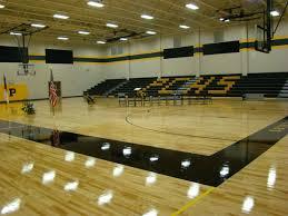 high school gym. Perquimans County High School Gym I