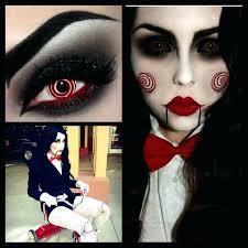 saw puppet billy makeup tutorial