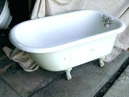 refinishing claw foot tubs refinish tub tub for vintage bathtub amazing used bathtub for refinishing claw foot tubs