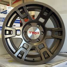 Info on these TRD wheels - Page 40 - Toyota 4Runner Forum ...