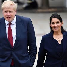 Boris Johnson 'creates culture of fear' after letting Priti Patel off the  hook - Mirror Online