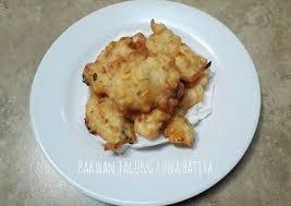 Cara membuat bakwan jagung pun terbilang mudah sekali. Cara Gampang Membuat Bakwan Jagung Tuna Batita Yang Sempurna Resep Masakanku
