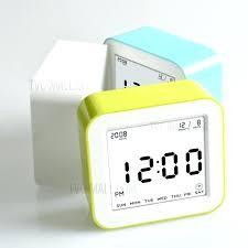 retro digital alarm clock flip alarm clock retro digital flip desk alarm clock red radio sharp