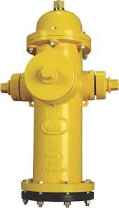 Fire Hydrant Coefficient Chart 5 1 4 American Darling B 84 B 5 American