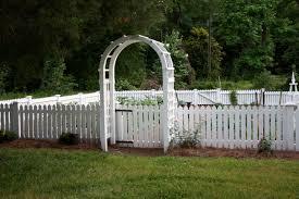 easy garden fence ideas for your garden protection