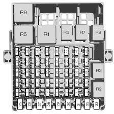 ford fiesta mk6 fuse box diagram depiction newomatic