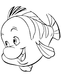Free Printable Disneys The Little Mermaid Coloring Pages Hm