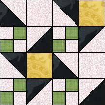 76 best Friendship Star images on Pinterest   Star quilts ... & Milky Way PDF: http://www.quiltpro.com/botd/ Adamdwight.com