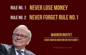 Warren Buffett Quotes Adorable Warren Buffett Quotes Rule No48 Never Lose Money Rule No48