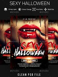 Halloween Dance Flyer Templates 45 Premium Free Scary And Horror Psd Halloween Party Flyer