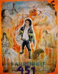 fahrenheit 451 book jacket iconvicki2314 vicki2314 50 11 fahrenheit 451 by real faker