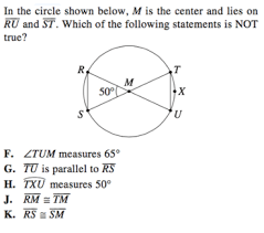 circles on act math geometry formulas and strategies body act circle 2