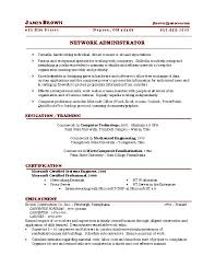 Storage Administration Sample Resume - Techtrontechnologies.com