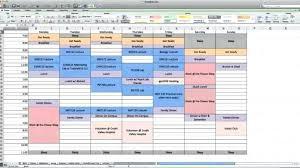 Excel Calendar Schedule Excel Calendar Schedule Template Full Size Of Worksheet Calendar