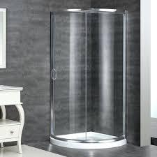 corner shower stalls kits for small doors stall