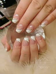 Nail Designs Pictures French Tip New Style Of French Tip Nails Acrylic Nails French Tip