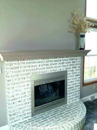 painting a brick fireplace painting brick painted brick fireplace brick electric fireplace faux painting brick fireplace completed fireplace painted over