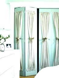 closet cover ideas closet curtain ideas closets curtains to cover dressing up bi fold need try closet cover ideas
