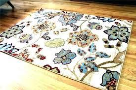 black red fl area rugs rug brown