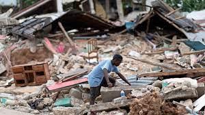 An earthquake adds to Haiti's woes ...