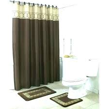 shower curtains with valance and tiebacks fancy shower curtains with