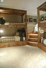 Built In Bed Plans 61 Best Built In Bunk Beds Room Design Ideas Images On Pinterest