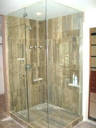 glass shower doors cost brave of enclosures door installation charming frameless