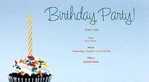 Free Birthday Invitations Free Birthday Invitations Online